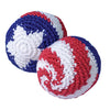 4th Of July Patriotic Kickballs (One Dozen) - Holidays
