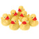Duck Pond Floaters - Yellow (1 Dozen)