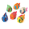 Jumbo Fish Squirters (one dozen) - Toys