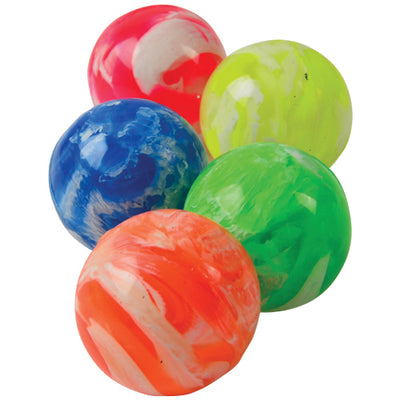 marble bouncy balls  - Carnival Supplies