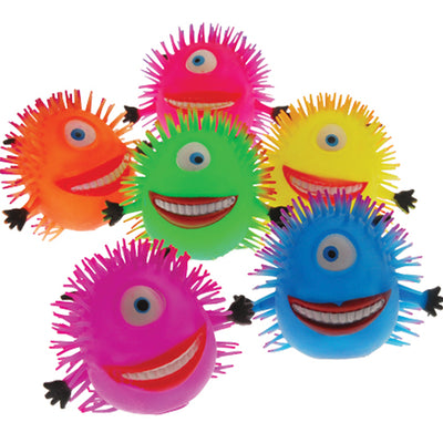 One Eyed Monster Puffers (1 Dozen) - Toys