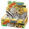 animal print bouncy ball 55mm  - Carnival Supplies