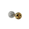 Animal Print Bouncy Ball - 55mm (Set) - Toys