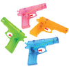 Water Guns, 6 inch (one dozen) - Toys