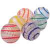 Striped Jump Ball With Light, 6 per Bag - Novelties
