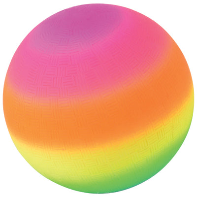 Rainbow Playground Balls - 5 inch (1 dozen) - Party Themes