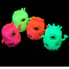 Flashing Tri Eye Monster Puffers - 6 Pieces - Novelties