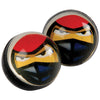 Ninja Bounce Balls 32Mm (pack of 12) - Party Themes