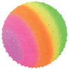 Rainbow Knobby Ball 10 Inch (1 Dozen) - Party Themes