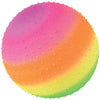 Rainbow Knobby Ball 18 Inch - Party Themes