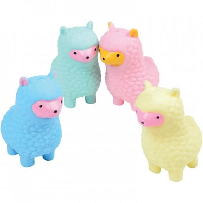 Smooshy Stress Alpaca (1 Dozen) by US Toy