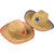 Child Cowboy Hat, Assorted Red or Blue