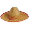 Straw Hats - Child Sombrero - Costumes and Accessories