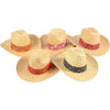 Bandanna High Crown Cowboy Hat (Assorted Styles) - Costumes and Accessories