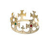 King Gold Crown - Costumes and Accessories
