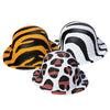Animal Print Hats (One Dozen) - Costumes and Accessories