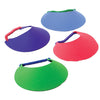 Foam Visors (One Dozen) - Costumes and Accessories
