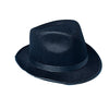 Felt Black Fedora Hat - Costumes and Accessories