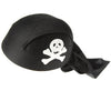 Pirate Cap - Black - Costumes and Accessories