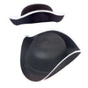 Felt Tricorn Hat - Costumes and Accessories
