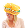 Hamburger Hat - Costumes and Accessories