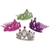 Mini Tiara Combs (One dozen) - Costumes and Accessories