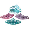 Multicolor Tiara Combs (Assorted) (One dozen) - Costumes and Accessories