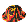 Flame Derbies (1 Dozen) - Costumes and Accessories