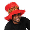 Jumbo Furry Top Hat - Costumes and Accessories