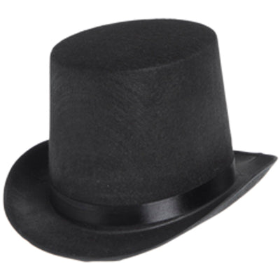 Tall Top Hat - Costumes and Accessories