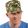 Adult Military Camo Cap - Costumes and Accessories