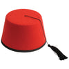 Fez Hat - Costumes and Accessories
