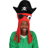 Pirate Squid Hat - Party Themes