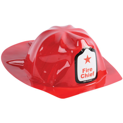 Fire Fighter Helmets (One Dozen) - by Carnival Source Discount Toys