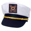 Yacht Cap - Costumes and Accessories