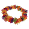 Deluxe Flower Leis, Rainbow - Party Themes