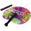 Luau Folding Fans (one dozen) - Party Themes