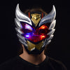 Light Up Warrior Mask - Novelties