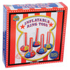 Inflatable Ring Toss Game (Set) - Toys