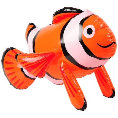 Clown Fish Inflate - Toys