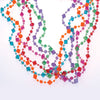 Mardi Gras Novelties - Pearlized Diamond Bead (One Dozen) - Holidays