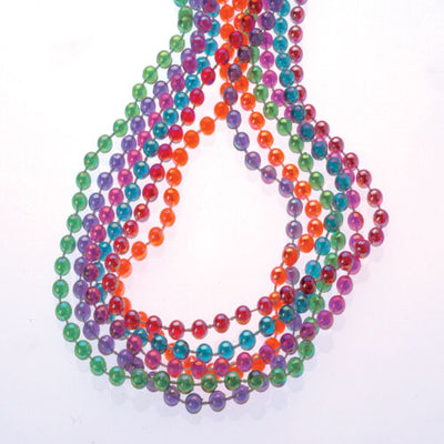 Holidays - Pearlized Round Bead (One Dozen)
