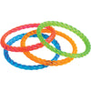 Neon Bangles - 12 Pieces - Costumes and Accessories