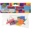 block mania rings pack of 12 cs ja839   Novelties and Toys