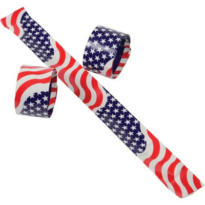 Patriotic Slap Bracelets (set of 6) - Holidays