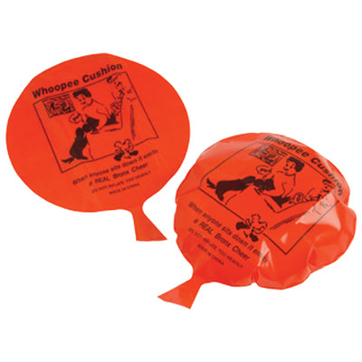 Plastic Whoopee Cushion (Qty of 2) - Novelties