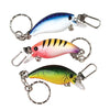 Fishing Lure Keychains (One Dozen) - Toys