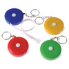 Tape Measure Keychains (one dozen) - Novelties