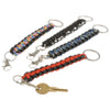 Para Cord Key Chain (1 Dozen) - Novelties