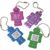 Robot Geek Fortune Keychain - Novelties